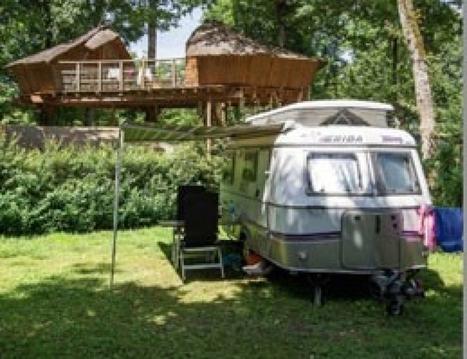 Le camping français affiche 113 millions de nuitées | ACTU-RET | Scoop.it