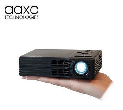 Projecteur AAXA LED Showtime 3D - UberGizmo.com | Toute l'actu du Broadcast | Scoop.it