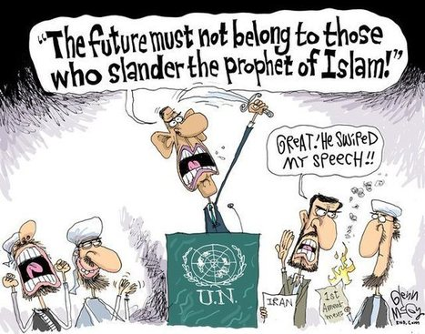 more obama islamic terrorism - Organization of Islamic Cooperation chairman explains the UN Resolution criminalizing blasphemy against Islam which Barack Obama has now signed onto   News You Can Use - NO PINKSLIME   Scoop.it