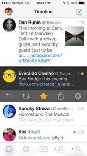 Tweetbot affiche les images dans les messages direct | Geeks | Scoop.it