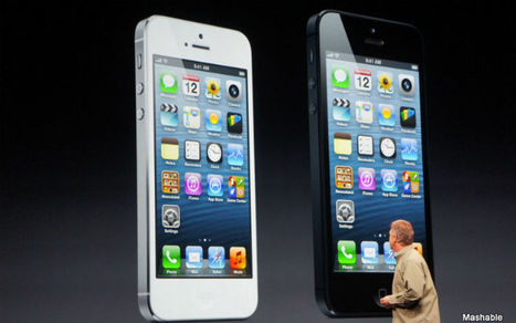 iPhone 5 Sells Out; Apple Delays Ship Date | Information Technology & Social Media News | Scoop.it
