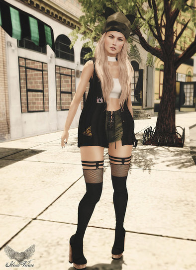 Know you'll get me through   亗  Second Life Fashion Addict  亗   Scoop.it