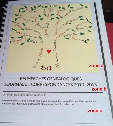 A toutes branches: Mon journal de Recherches Généalogiques | Histoire Familiale | Scoop.it