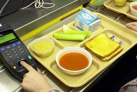 Are school lunches healthier for your kids than packed? | Las Vegas (NV) Review-Journal | CALS in the News | Scoop.it