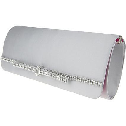Nina Handbags Lovina Champagne/Silver - Nina Handbags Fabric Handbags | I love designer handbags | Scoop.it
