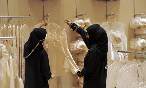18 lingerie shops closed for failure to employ women | Middle East Business News | Scoop.it