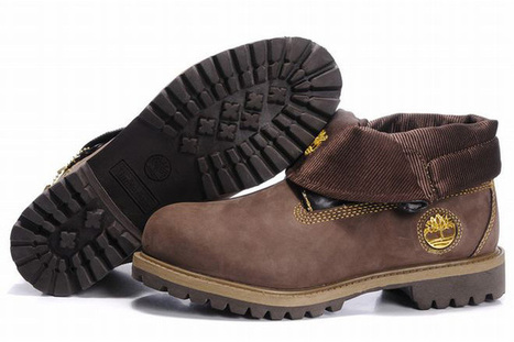 timberland roll top mens boots coffee | popular and new list | Scoop.it