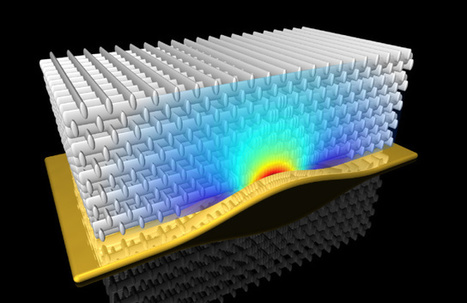 "New ""corner cloak"" directs light around sharp edges 