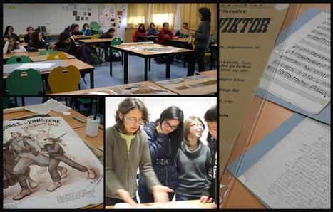 L'atelier d'écriture 2012-2013 # Les Archives Départementales au collège… | Plozarch | Ta famille ou la mienne ? | Scoop.it