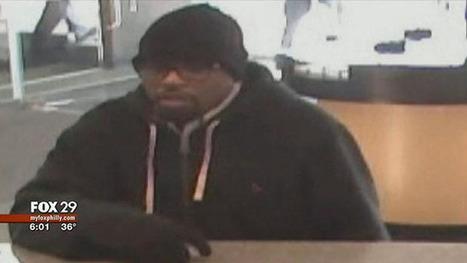 Brazen bank robber strikes again | Crime in Philadelphia | Scoop.it