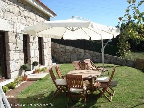 3 bedroom stone villa in Arcos de Valdevez, Viana do Castelo | Portugal Best Properties | Scoop.it