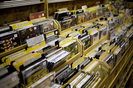 Las ventas de música caen en España un 77,5% en los últimos ... | Jazz es Jazz | Scoop.it