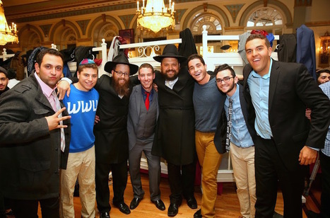6 surprising findings about Chabad on campus | Jewish Education Around the World | Scoop.it