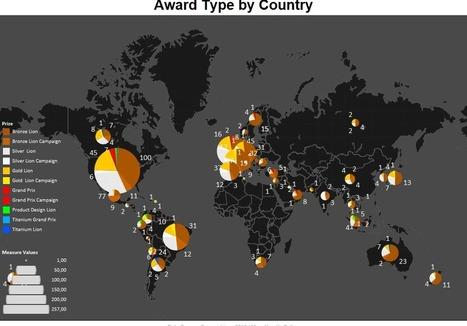 Cannes Lions Kazananları ve Ödüller Hakkında Tüm Veriler   Cin Fikir   Scoop.it