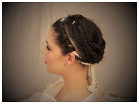 How to have a Roman hairstyle   EURICLEA   Scoop.it