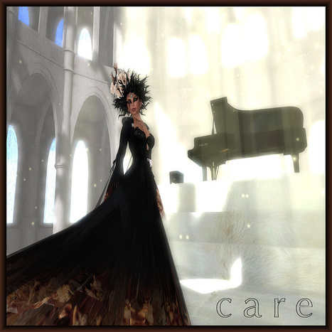 Dark and Beautiful... | Second Life Male Freebies | Scoop.it