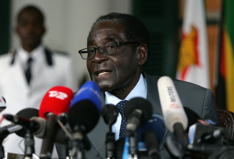 Mugabe Vows To Step Down If He Loses Zimbabwe Election | Blacks | Scoop.it