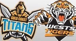 Titans vs Tigers NRL Live Stream Online . | Watch live sports stream | Scoop.it
