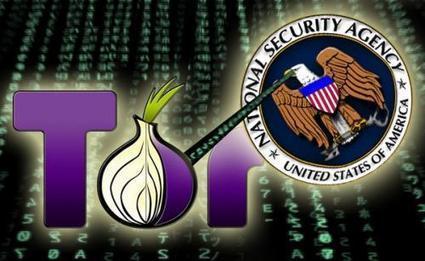 Le réseau Tor met la NSA en échec | Veille technologique | Scoop.it
