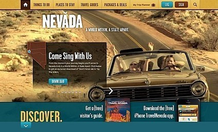 Nevada, une nouvelle marque controversée | Destinations, promotion, protection, emotion ... | Scoop.it