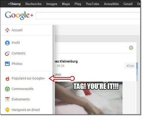 Populaire sur google plus en 22 langues. | ALL OF GOOGLE PLUS WITH PHILIPPE TREBAUL ON SCOOP.IT | Scoop.it