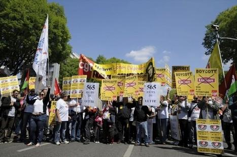 Comment les Fralib ont empêché la fermeture de leur usine à Gémenos ? | Passage & Marseille | franco-allemand | Scoop.it