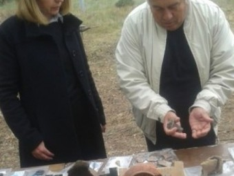 BULGARIE : Archeologists discover 8,000 yrs old marble Madonna near Sofia | World Neolithic | Scoop.it