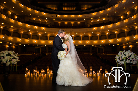 Wedding in Theather- Bass Performance Hall - Texas City, USA.   Magical Destination Wedding Venues   Scoop.it