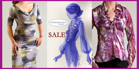 Sample Sale | Catherine Jane, 6/28 | San Francisco | Around Town | Scoop.it
