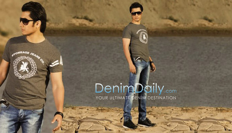 Ali Zafar In Stonage Spring Collection | Denim Daily | Denim Daily | Scoop.it