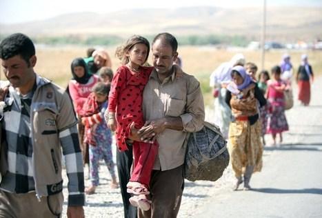 Pourquoi les Irakiens fuient le nord de leur pays ? - 1jour1actu   News in the French class   Scoop.it