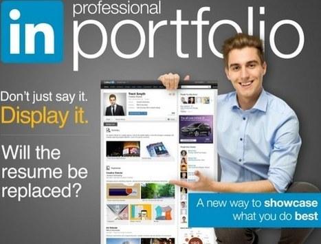 Cómo mejorar tu perfil de Linkedin con un portafolio profesional | Social Media Today | Scoop.it