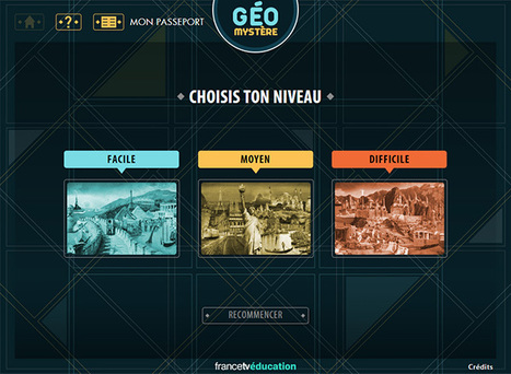 Géo mystère. la géographie vue à travers des symboles de villes ou de pays  - francetv | Usages numériques et Histoire Géographie | Scoop.it