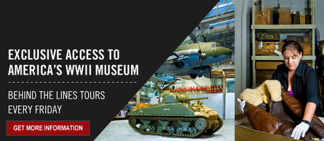 The National WWII Museum | New Orleans | The Reader | Scoop.it