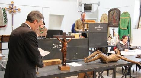 A Alençon, l'État s'offre le reliquaire pour 450 000€ aux enchères | Au hasard | Scoop.it