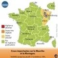 Dégâts matériels dans les Vosges après les inondations - France Info | Vosges | Scoop.it