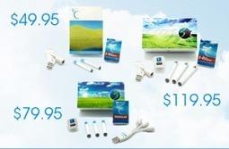 New White Cloud Starter Kit Prices & Cartridges - White Cloud Ecig Review | Ecig Reviews | Ecig News | Scoop.it