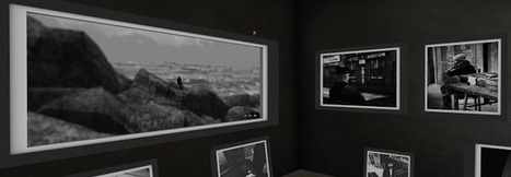 MECHANISMUS and Black & White - Berg by Nordan Art, Nordan om Jorden - Second Life - Ziki Questi | Art & Culture in Second Life - art Exhibitions, Literature, Groups & more | Scoop.it