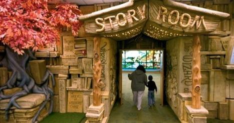 The Most Magical Children's Sections in Libraries | Children's Literature - Literatura para a infância | Scoop.it