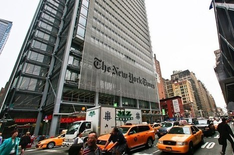 Exclusive: New York Times Internal Report Painted Dire Digital Picture | BuzzFeed | e-commerce & social media | Scoop.it
