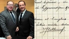 Louvre-Lens: le cadeau qui a ému François Hollande - France 3 Nord Pas-de-Calais   Rhit Genealogie   Scoop.it
