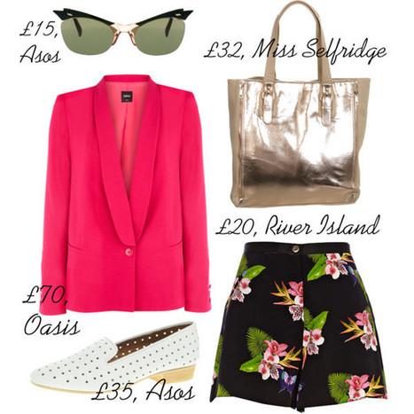 How To Wear: Summer Florals | accesorios, bolsas, zapatos, ropa, carteras, libretas....productos artesanales y asociados al aspecto holístico | Scoop.it