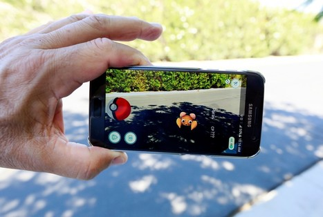 How to protect your identity playing Pokémon Go | 21Century Education | Scoop.it