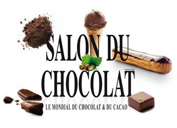 Le Salon du Chocolat | News de la cuisine........ | Scoop.it