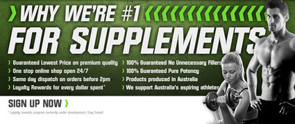 Essential Bodybuilding Supplements | CREATIVE IDEA | Scoop.it