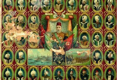 1913 : l'Empire ottoman se fissure | Courrier International | Kiosque du monde : A la une | Scoop.it