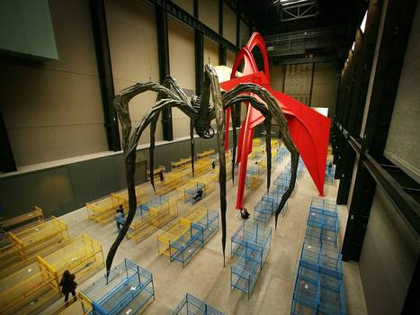 Another decade of grand Turbine Hall installations secured as Tate Modern signs a sponsorship deal with Hyundai | The Independant | Kiosque du monde : A la une | Scoop.it