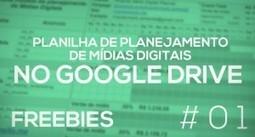 Planilha de planejamento de Mídias Digitais no Google Drive   Experiencie   Scoop.it