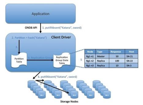 Oracle NoSQL Database 둘러보기 | kth 개발자 블로그 | No SQL Database | Scoop.it