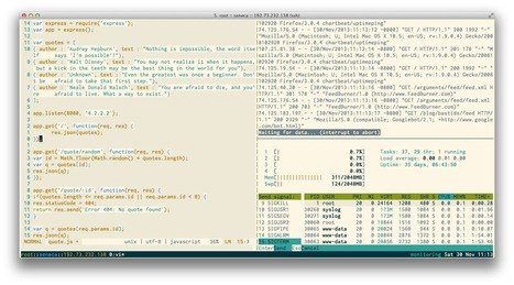 A tmux Tutorial and Primer | Compilers | Scoop.it